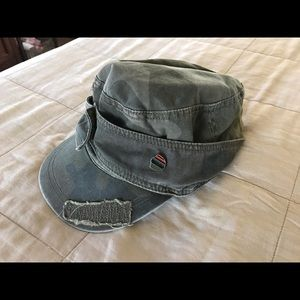 Army look hat